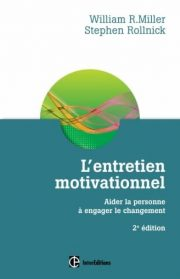 Livre William R. Miller - L'entretien motivationnel