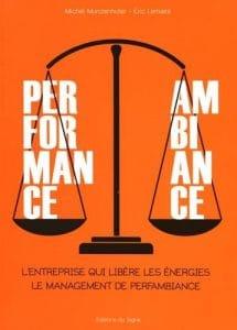 Livre Le management de Perfambiance Michel Munzenhuter