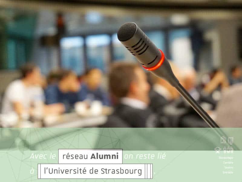 Conférence Alumni