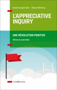Livre, Appreciative inquiry, david cooperrider
