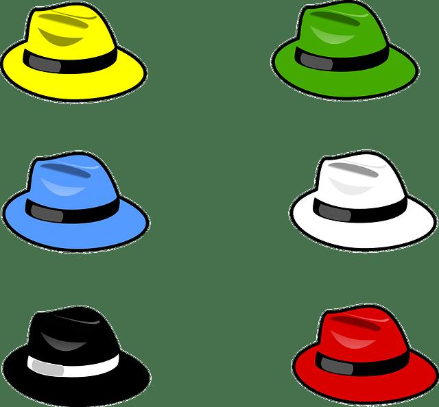 Méthode des 6 chapeaux d'Edward de Bono