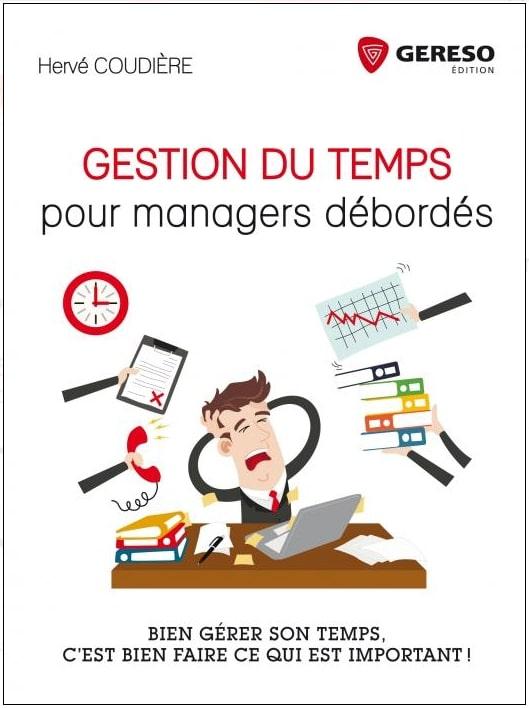 Gestion du temps - Managers - Hervé Coudière