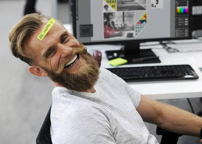 Le bonheur au travail, joie, leadership bienveillant